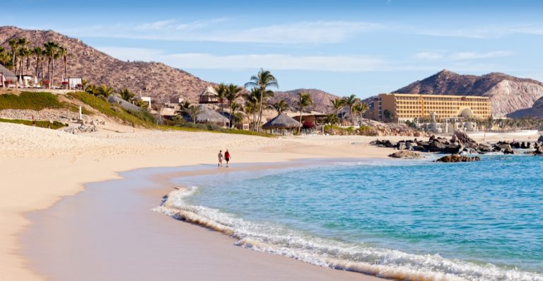 These are the five phases for the reopening of tourism in Los Cabos