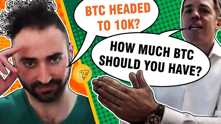 Tone Vays and Charlie Burton discuss Bitcoin live on Cointelegraph