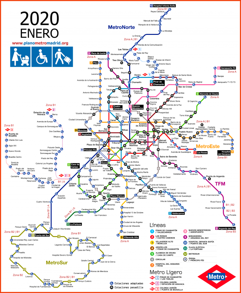 Train stations, timetables and map of the S-Bahn