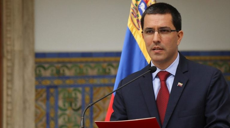 "Venezuela calls donor conference ""fraudulent spectacle"" and ""ideological event"""