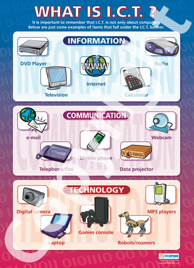What is ICT?
