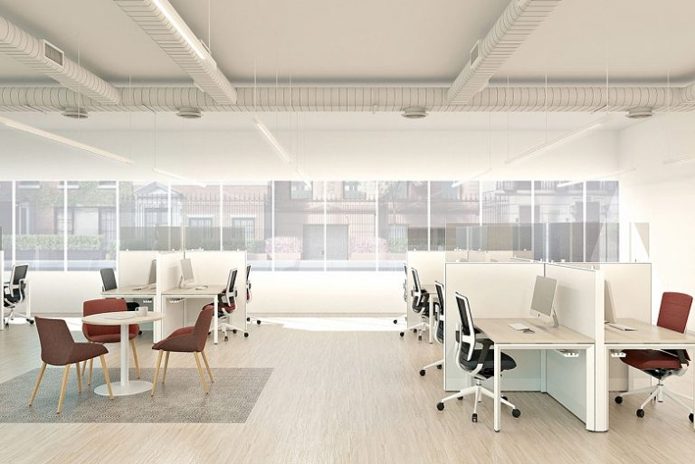"What will the Post-COVID-19 office look like? Flexible work will be ""the new normal"""