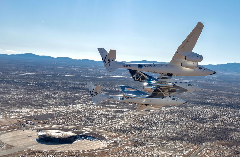 You can now invest in Virgin Galactic from Mexico