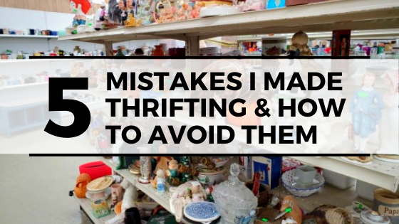 5 mistakes that are made
