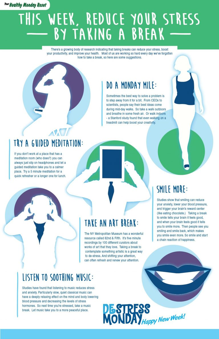 5 tips to refresh your mind