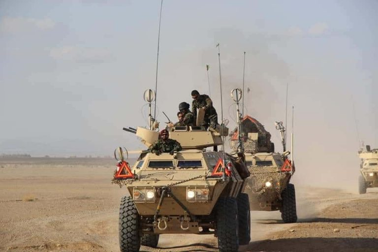 At least 17 Taliban and Afghan military killed in an attack in eastern Afghanistan