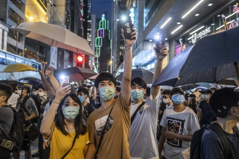 Beijing unanimously approves the Hong Kong Security Law and enters into force on Wednesday