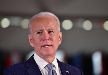 Biden asks Trump to speed up coronavirus testing after President joked about slowing it down