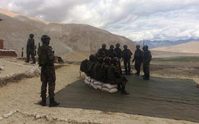 China releases 10 Indian soldiers captured in border confrontation