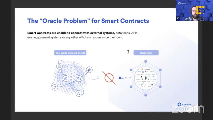 China's Blockchain Service Network integrates Chainlink Oracles