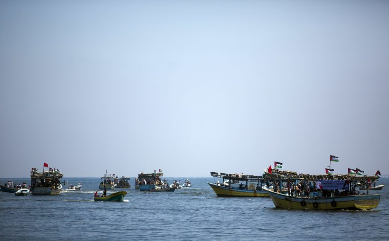 Israel claims to have prevented an attempt to smuggle weapons by sea from Egypt to Gaza for Hamas