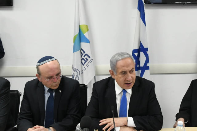 Netanyahu warns with a second delivery after an increase in infections in Israel
