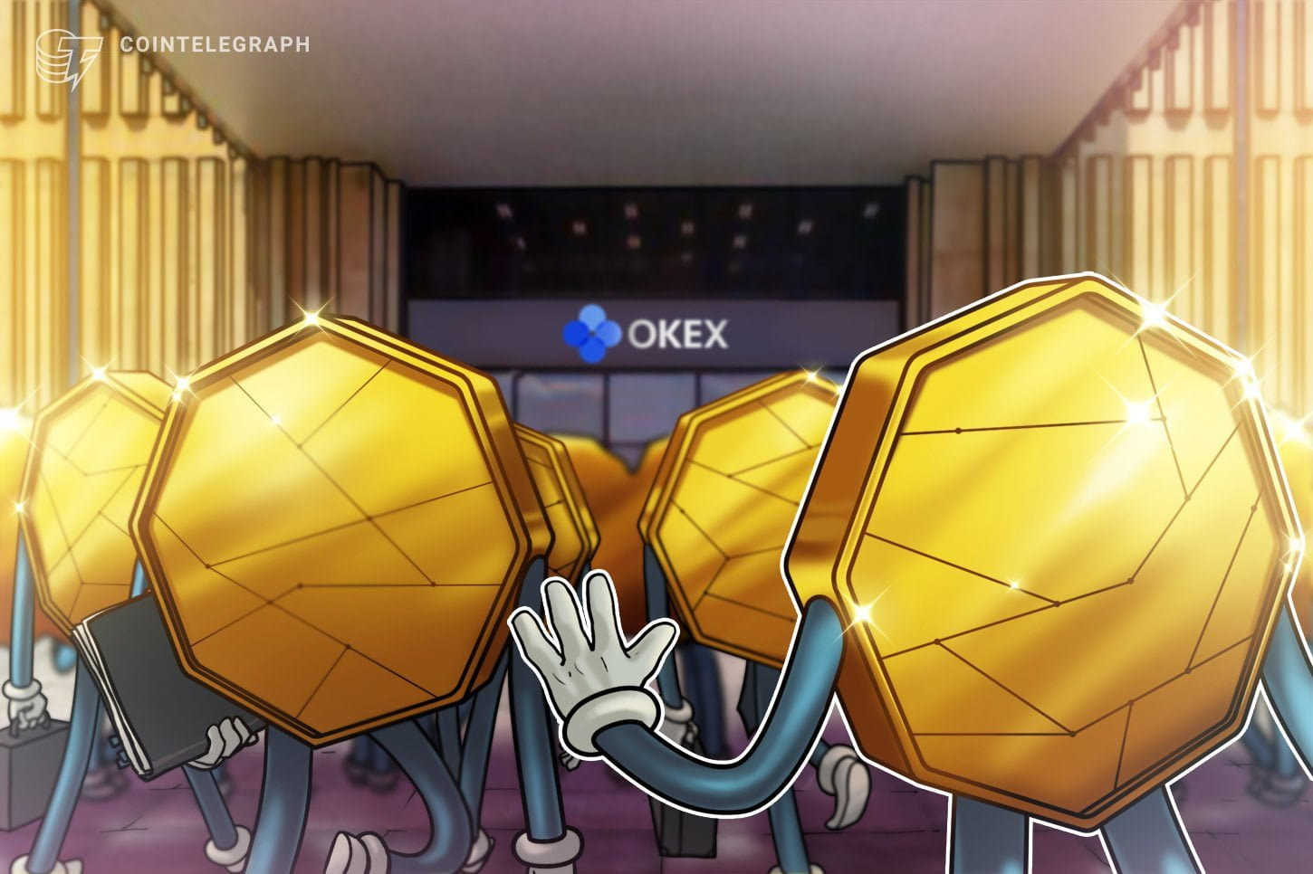 OKEx continues to buy back OKB tokens
