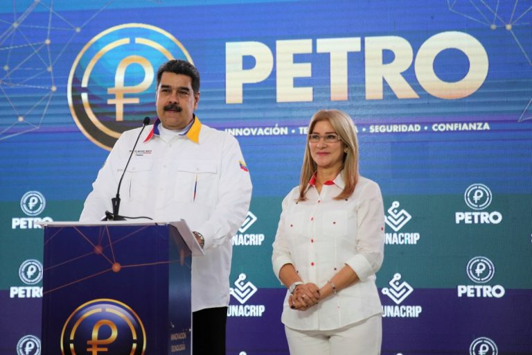Payments with the Venezuelan Petro could increase