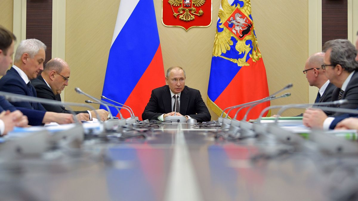 Putin appeals to the Russian voice to remain in power until 2036