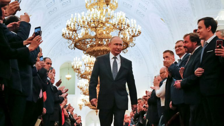 Putin does not rule out running again for the presidential election in Russia