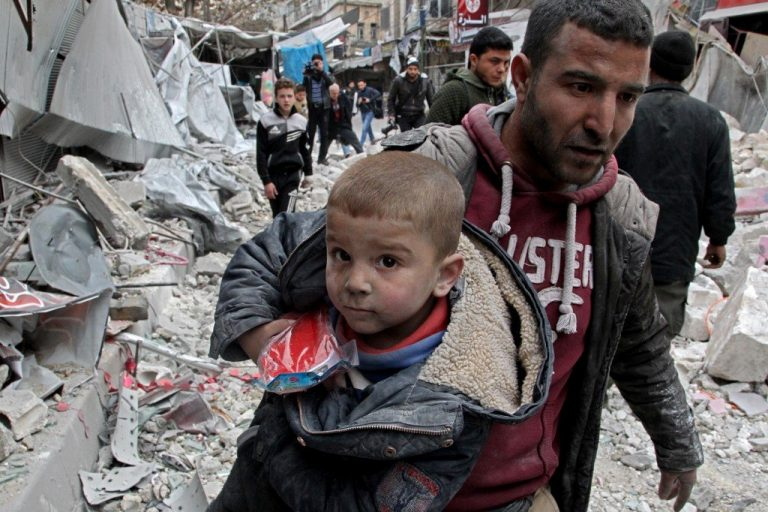 Russia's Idlib bombings have killed the first civilians since the March ceasefire agreement