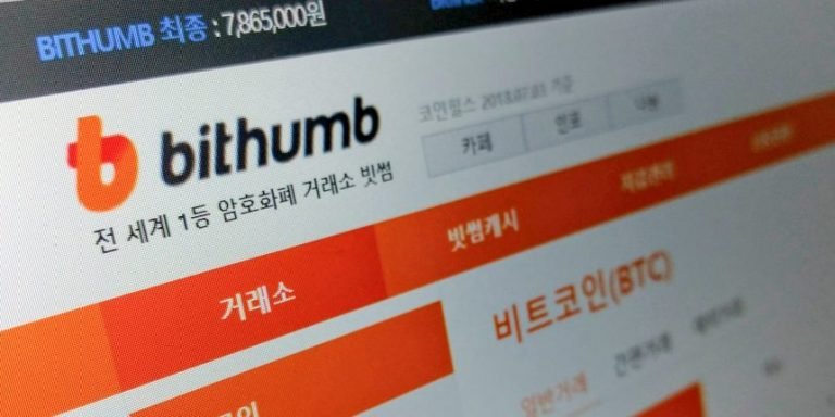 The Bithumb exchange would apply to go public in South Korea