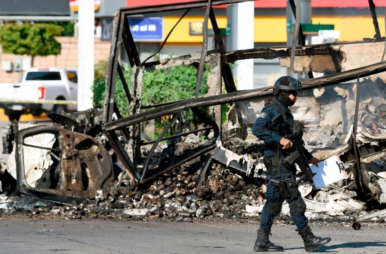 """The chief of civil security in the Mexican capital, the target of an """"attack"""""""