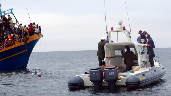 The death toll rises to 45 after the sinking of a boat off the coast of Tunisia