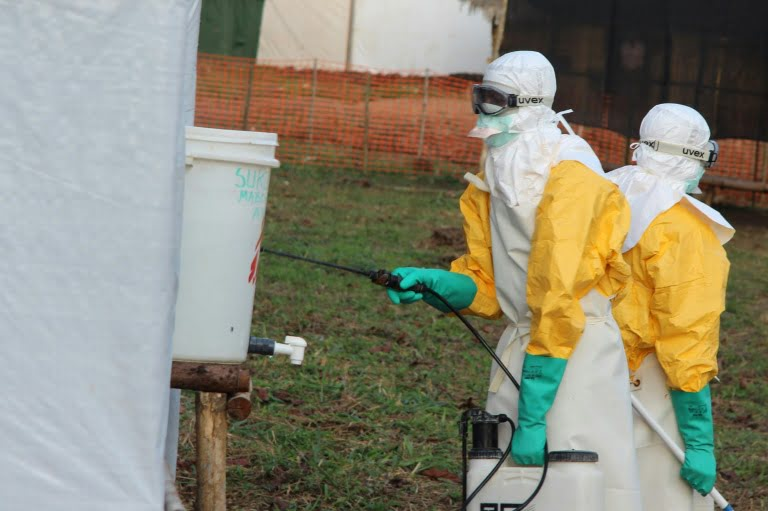 The government of the Democratic Republic of the Congo announces a new outbreak of Ebola in the northwest