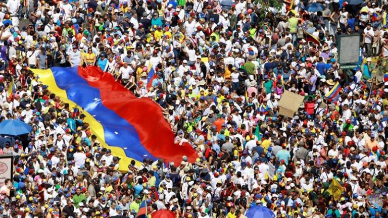 The main opposition parties in Venezuela warn against not recognizing the electoral farce.