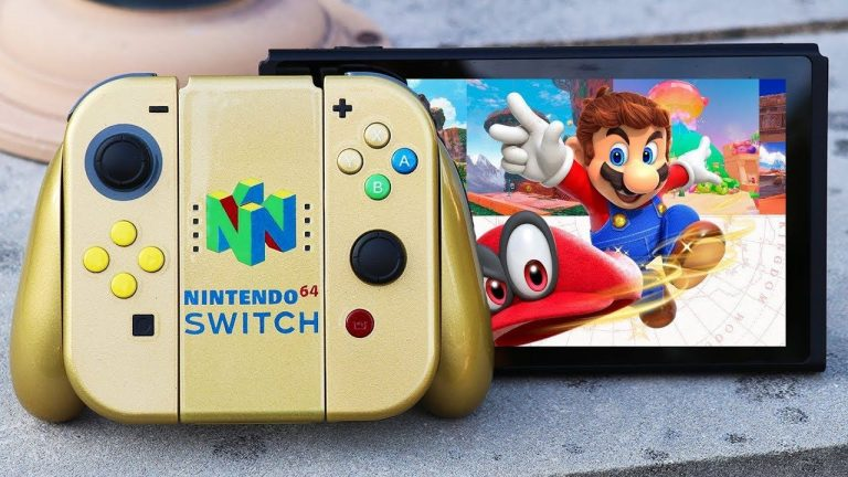 The successful game Nintendo 64 comes to Switch