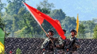 Three Indian soldiers killed in a clash with the Chinese military at the common border