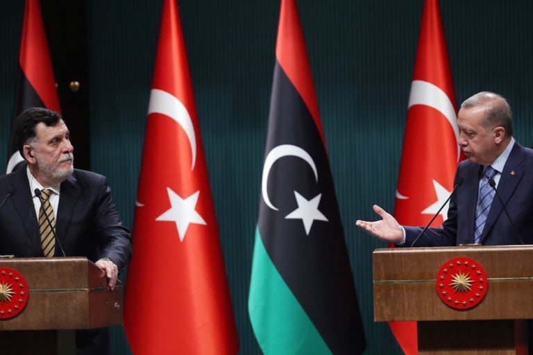 Three journalists who were arrested for publishing information about Turkey's role in Libya were released