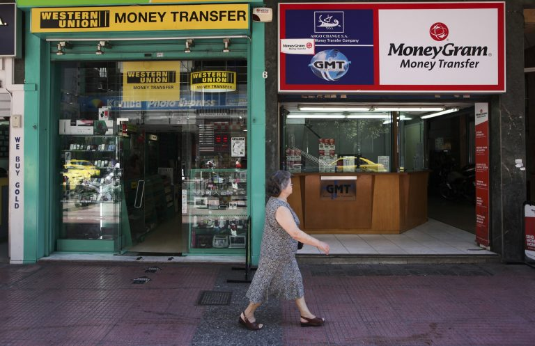 Western Union makes a takeover bid for MoneyGram