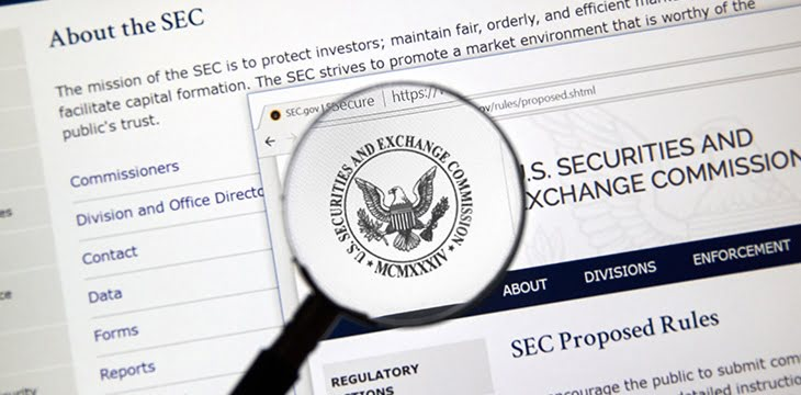 Wilshire Phoenix applies to the SEC for approval of a public investment fund supported by Bitcoin