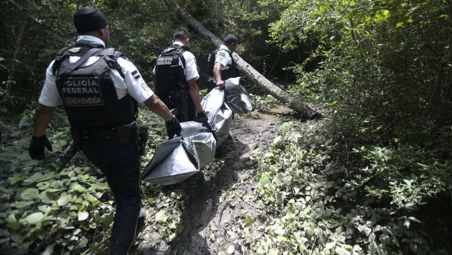 23 bodies found in a grave in the Mexican state of Jalisco