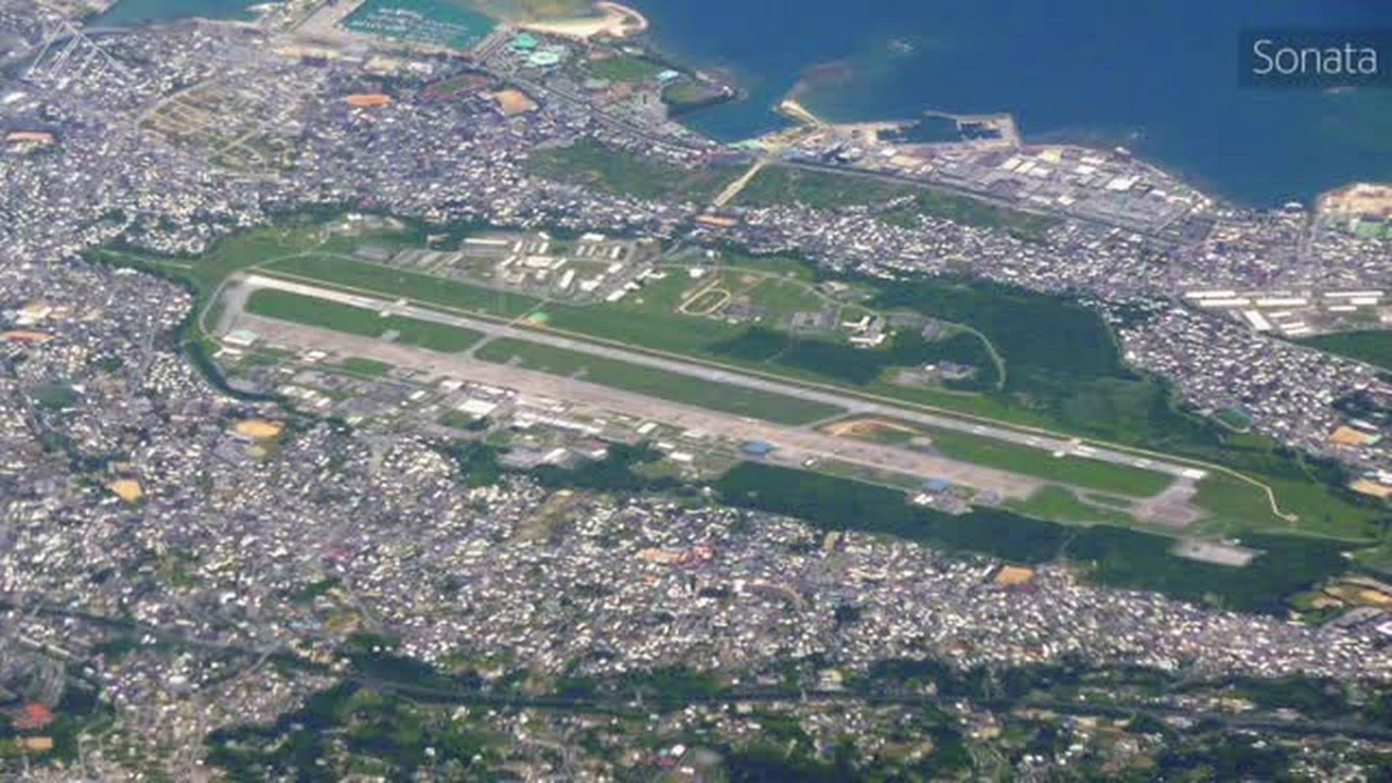 61 confirmed cases of coronavirus related to the US base in Okinawa, Japan
