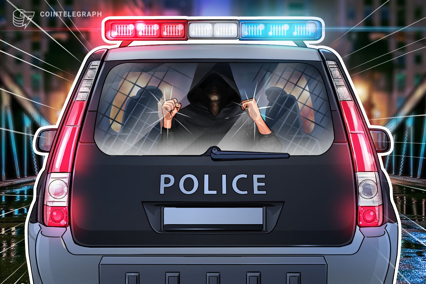 A criminal is extradited from Cyprus for allegedly stealing Bitcoin