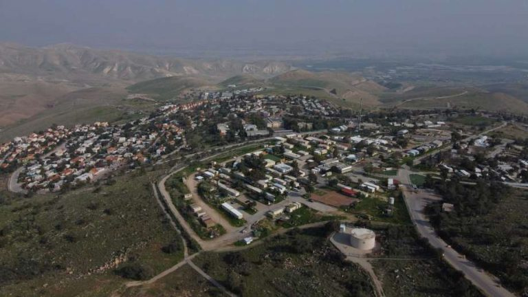 An Israeli minister says the annexation of areas in the West Bank will take place in July, but with the prior approval of the United States.
