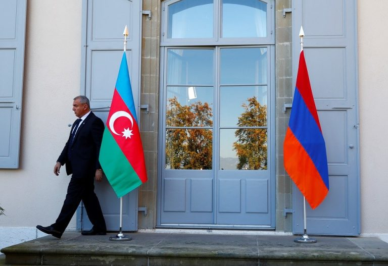 """Armenia condemns """"provocative actions"""" by Azerbaijani troops on the border"""