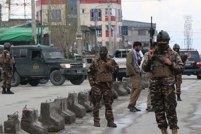 At least 40 wounded in a Taliban attack near a secret service center in northern Afghanistan
