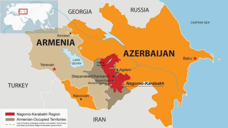 At least six Azerbaijani soldiers and two Armenians killed in border fights