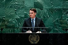 """Bolsonaro denounces persecution and """"calls"""" the press to show his hate messages"""