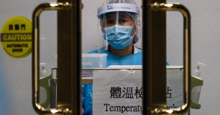 China confirms two newly imported cases of coronavirus and keeps fatalities stable
