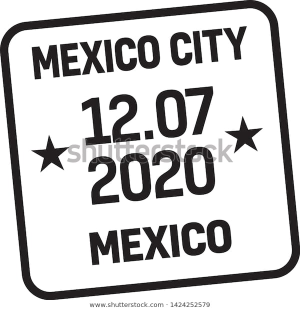 Delivery dates in Mexico City