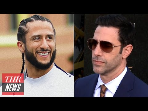 Disney signs a new audiovisual production with Colin Kaepernick