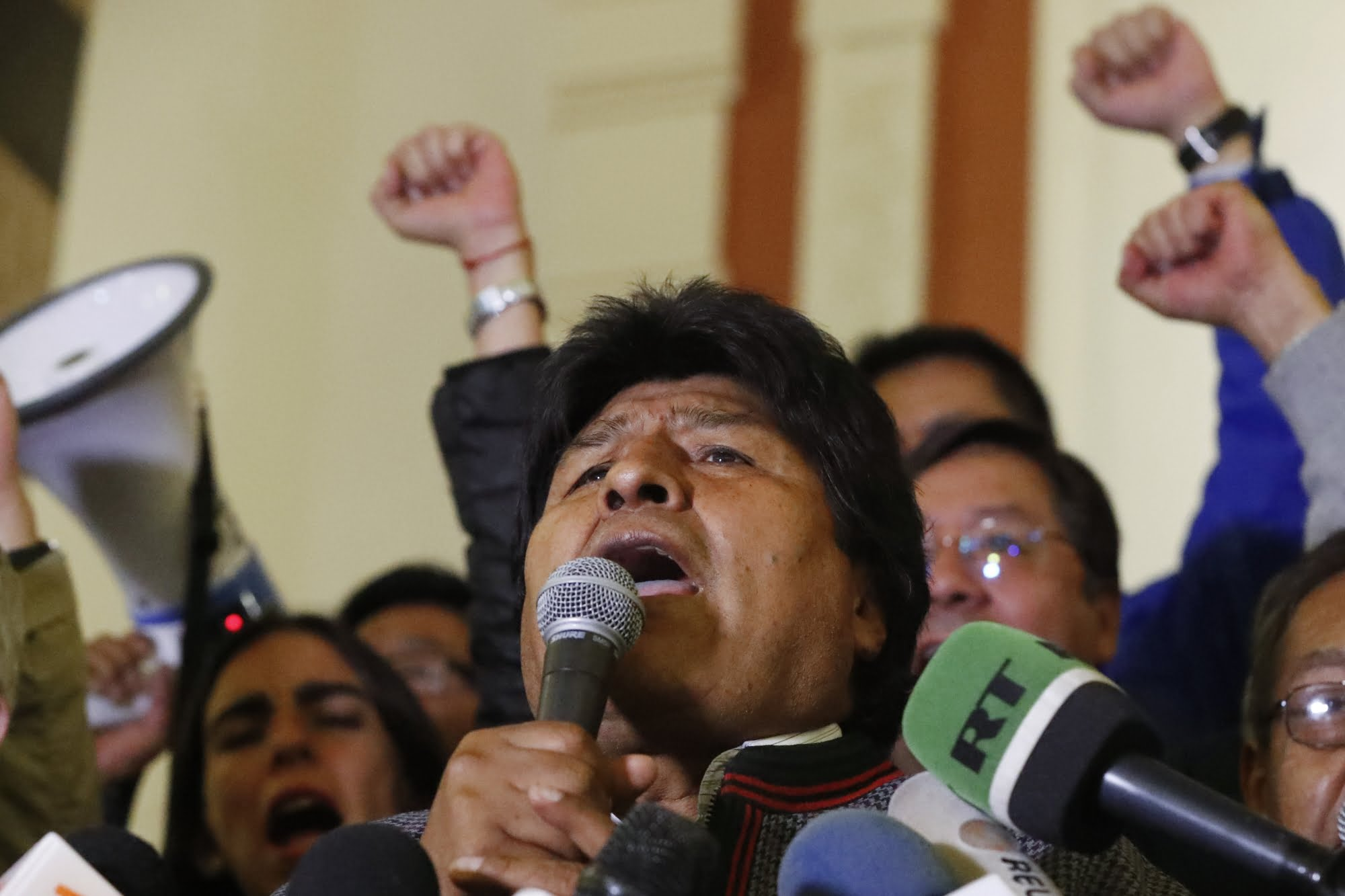 Evo Morales rejects the OAS as an observer of the elections scheduled for September in Bolivia