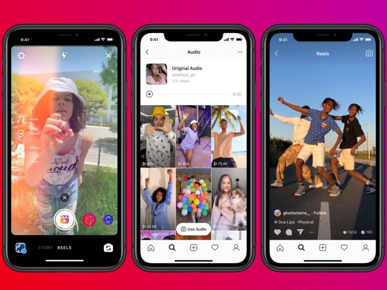 Facebook launches Reels, the TikTok competition