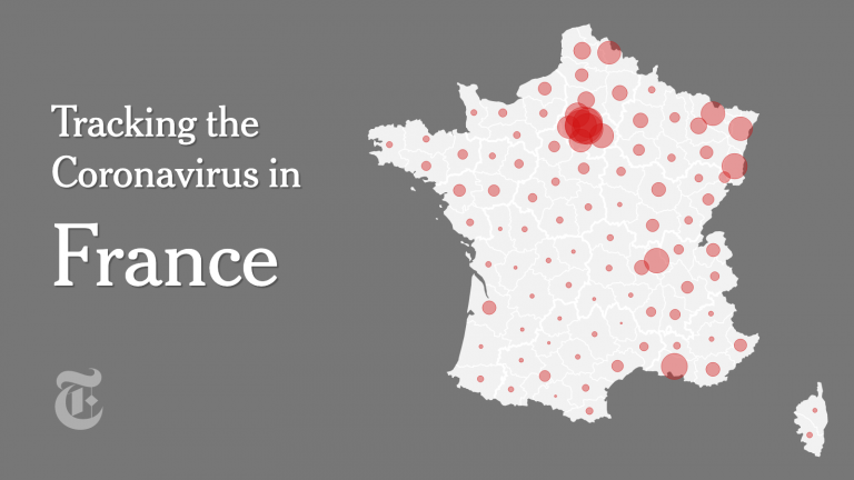 France confirms fourteen deaths and a decrease in coronavirus hospitalizations