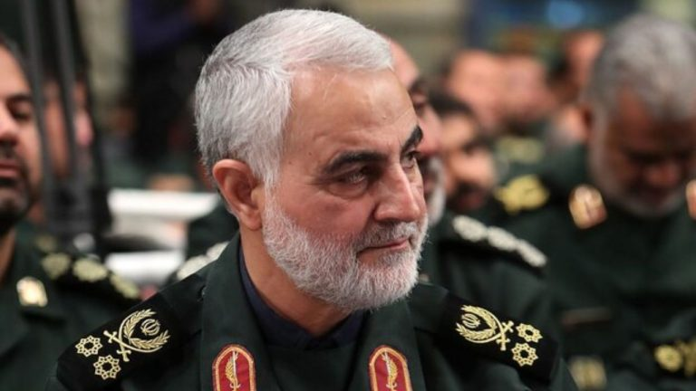 Iran executes suspected Mossad and CIA spy involved in an attack on General Soleimani