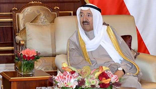 "Kuwait Emir is operated ""successfully"""