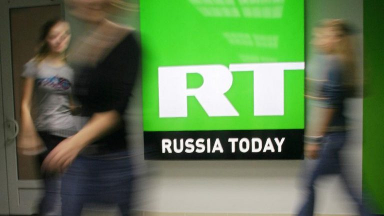 Lithuania bans the broadcasting of Russian television programs RT