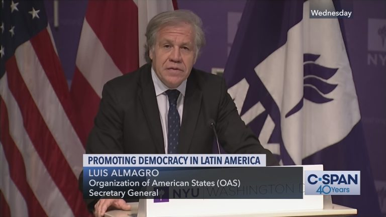 More than 20 former Ibero-American presidents are calling on the OAS to apply the Democratic Charter against Venezuela