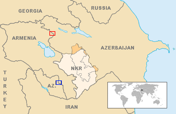 New clashes between Armenia and Azerbaijan on the common border